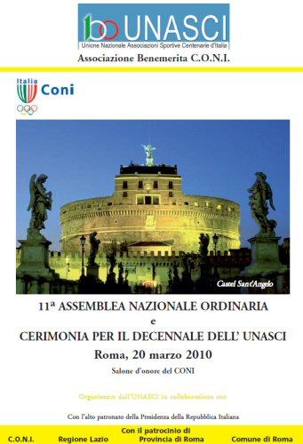 Cartelletta Roma